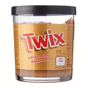 Twix Σοκολάτα σε κρέμα thessuperfoods