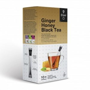 Ginger Honey Black Tea thessuperfoods