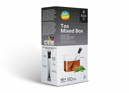 Tea Mixed Box thessuperfoods