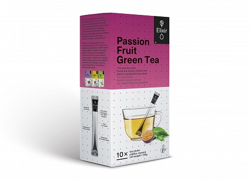 Passion Fruit Green Tea thessuperfoods