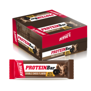 Protein Bar (40%) Double Choco 60gr thessuperfoods.gr