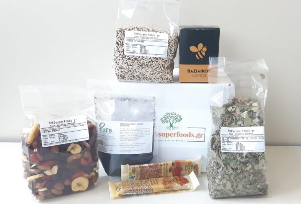 Healthy superbox thessuperfoods